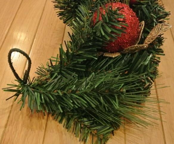 コストコクリスマスガーランド4
