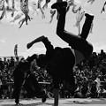 写真: ダンス