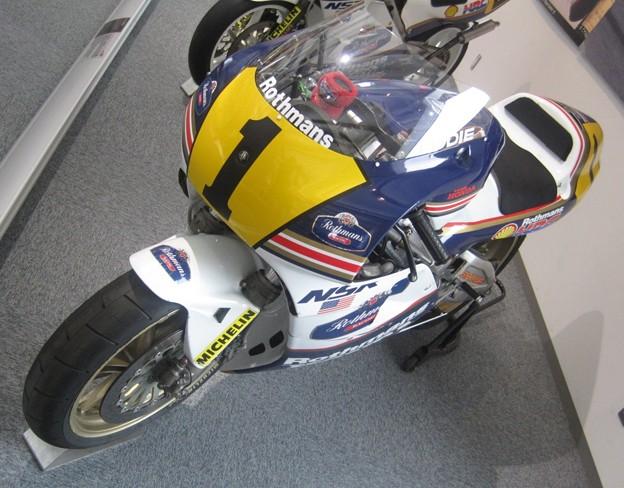 写真: 04 1989 Rothmans HONDA NSR500 Eddie Lawson ロスマンズ ホンダ エディー・ローソン 画像 771