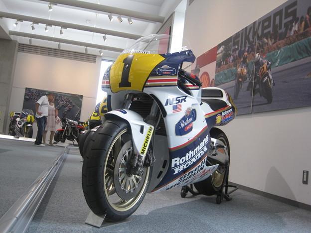 写真: 08 1989 Rothmans HONDA NSR500 Eddie Lawson ロスマンズ ホンダ エディー・ローソン 画像 773