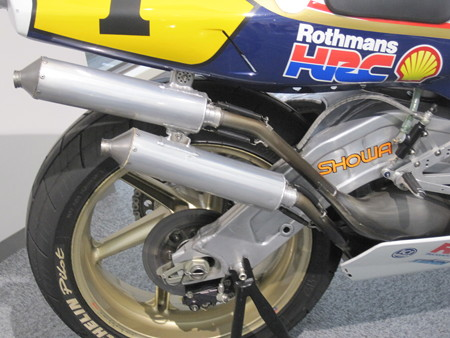 43 1989 Rothmans HONDA NSR500 Eddie Lawson ロスマンズ ホンダ エディー・ローソン IMG_7896
