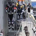 写真: IMG_9070 中須賀克行 ブロック・パークス ジョシュ・ブルックス 鈴鹿8耐 モンスターエナジー YAMAHA YSP YZF-R1