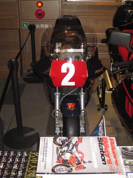 写真: 02 1986 SUZUKI RG500γ ganma スズキ ガンマ 水谷勝 Masaru Mizutani 全日本ロードレース jrr IMG_9798