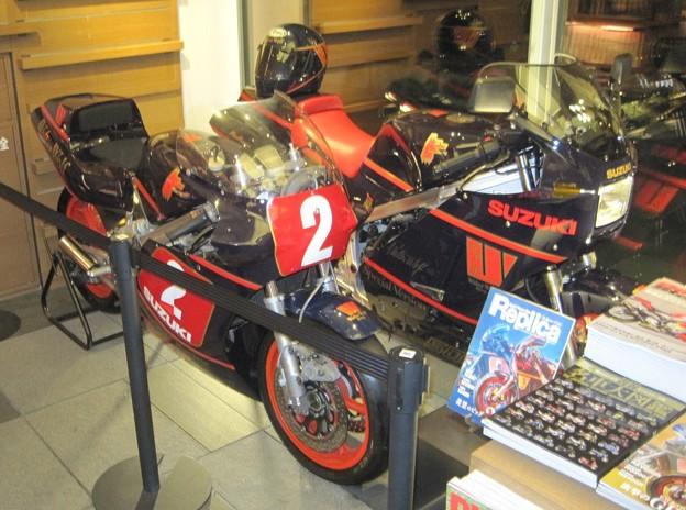 04 1986 SUZUKI RG500γ ganma スズキ ガンマ 水谷勝 Masaru Mizutani 全日本ロードレース jrr IMG_9795