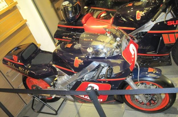12 1986 SUZUKI RG500γ ganma スズキ ガンマ 水谷勝 Masaru Mizutani 全日本ロードレース jrr IMG_9855