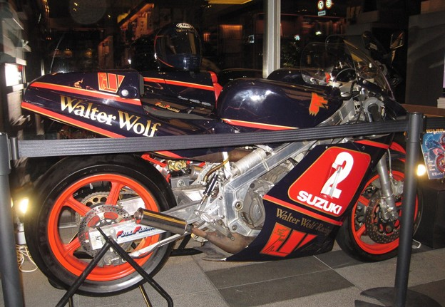 14 1986 SUZUKI RG500γ ganma スズキ ガンマ 水谷勝 Masaru Mizutani 全日本ロードレース jrr IMG_9816