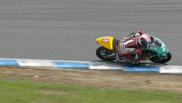 写真: P1340231 Troy Guenther  HONDA NSF250R  全日本ロードレース J-GP3 SUPERBIKE もてぎ jrr