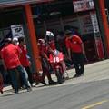 写真: P13404492014 38 野澤秀典 HONDA NSF250R ノザワレーシングファミリー 全日本ロードレース J_GP3 SUPERBIKE もてぎ jrr