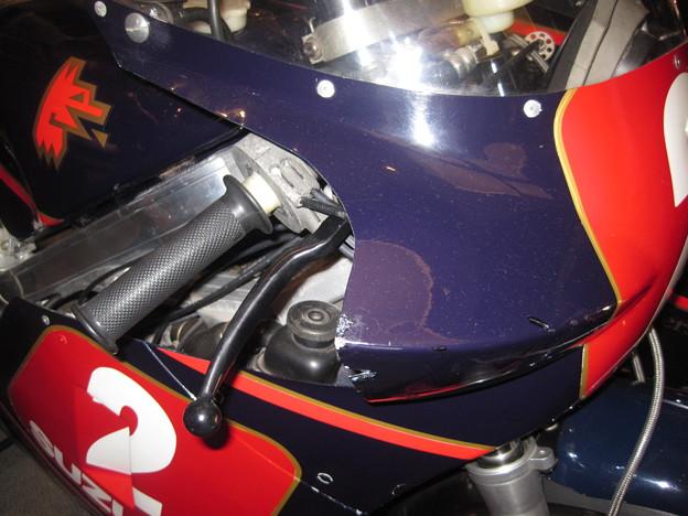 43 1986 SUZUKI RG500γ ganma スズキ ガンマ 水谷勝 Masaru Mizutani 全日本ロードレース jrr IMG_9824