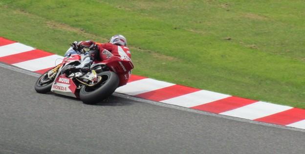 写真: IMG_0740 ジュリアン・ダ・コスタ セバスティアン・ジンバート フレディ・フォレイ Honda 鈴鹿8耐 ENDURANCE