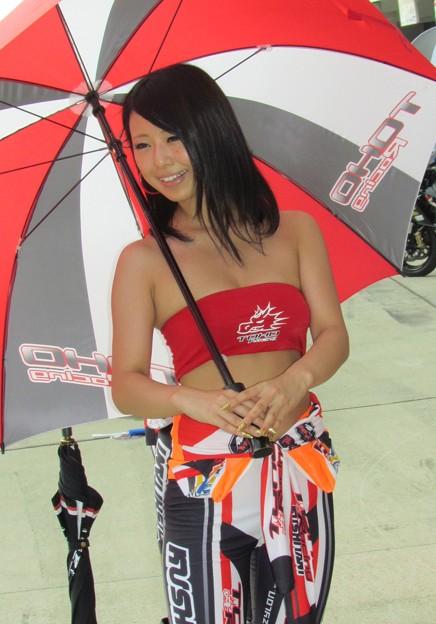 写真: 國川浩道 山口辰也 小林龍太 Honda CBR1000RR 鈴鹿8耐 TOHO MORIWAKI IMG_0454
