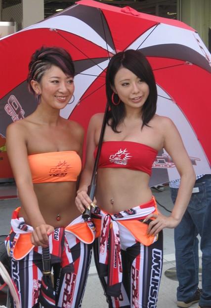 写真: 國川浩道 山口辰也 小林龍太 Honda CBR1000RR 鈴鹿8耐 TOHO MORIWAKI IMG_9158