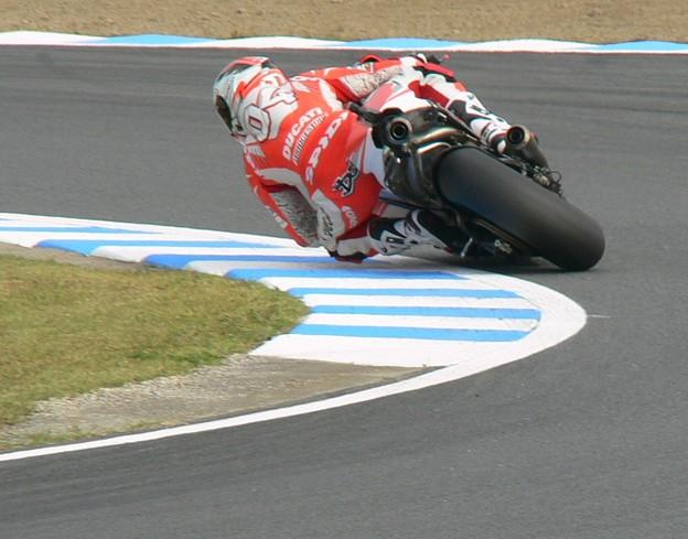 写真: 2 Andrea DOVIZIOSO Ducati Japan motogp motegi P1360821