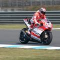 写真: 2 Andrea DOVIZIOSO Ducati Japan motogp motegi P1350919
