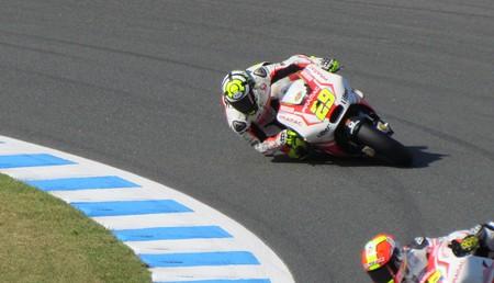 2 29 Andrea IANNONE Pramac Ducati Japan  motogp motegi もてぎ 2014 IMG_3016