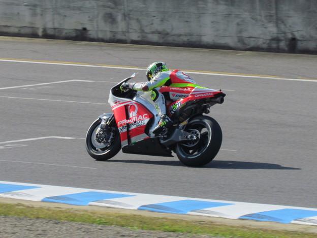 写真: 2 29 Andrea IANNONE Pramac Ducati Japan  motogp motegi もてぎ 2014 IMG_3057