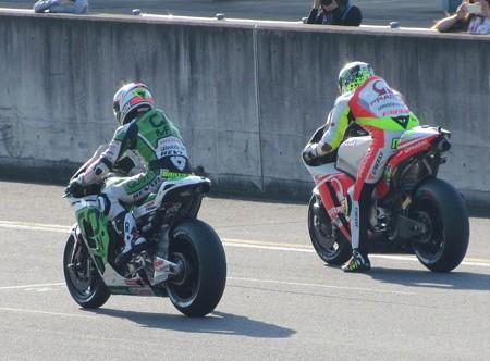2 29 Andrea IANNONE Pramac Ducati Japan  motogp motegi もてぎ 2014 IMG_3196