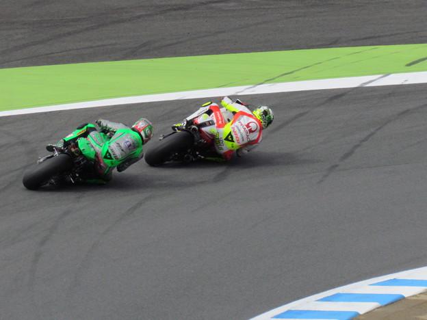 写真: 2 29 Andrea IANNONE Pramac Ducati Japan  motogp motegi もてぎ 2014 IMG_3615