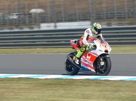 2 29 Andrea IANNONE Pramac Ducati Japan  motogp motegi もてぎ 2014 P1350910