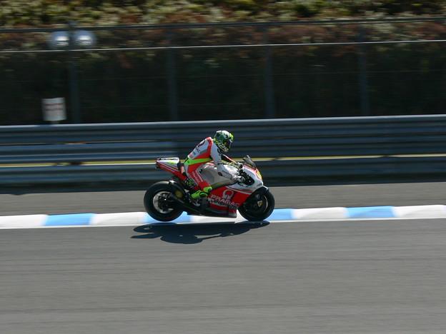 写真: 2 29 Andrea IANNONE Pramac Ducati Japan  motogp motegi もてぎ 2014 P1370349