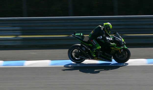 写真: 2 Pol ESPARGARO  Monster Yamaha Tech 3 Yamaha MotoGP もてぎ P1370328