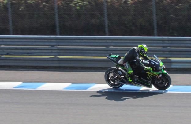 写真: 2 Pol ESPARGARO  Monster Yamaha Tech 3 Yamaha MotoGP もてぎ IMG_2747
