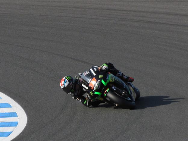 2 38 Bradley SMITH ブラッドリー スミス  Monster Yamaha Tech 3 MotoGP もてぎ IMG_3162