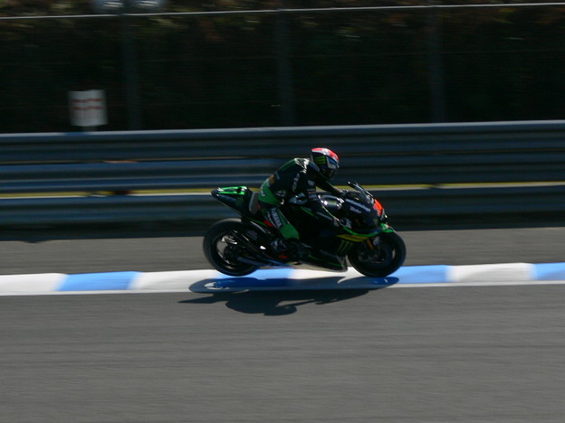 2 38 Bradley SMITH ブラッドリー スミス  Monster Yamaha Tech 3 MotoGP もてぎ P1370296
