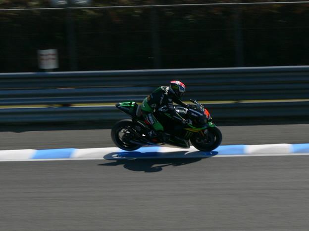 2 38 Bradley SMITH ブラッドリー スミス  Monster Yamaha Tech 3 MotoGP もてぎ P1370296