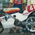 写真: 1987 Racing team KATAYAMA TDA 東亜国内航空