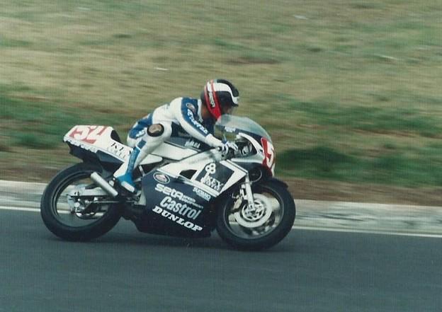 写真: 1987 TZ125  1
