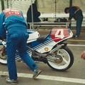 Photos: 1987 HONDA NSR250 4 Masaru Kobayashi 小小林大 3