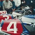 写真: 1987 HONDA NSR250 4 Masaru Kobayashi 小小林大 4