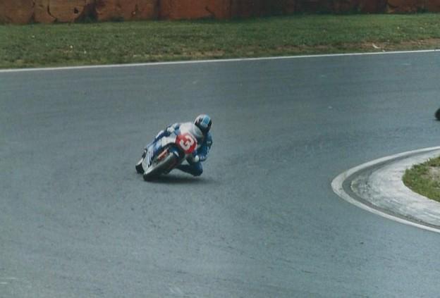 写真: 1987 HONDA NSR250 3 清水雅広 Masahiro Shimizu 2
