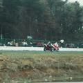 写真: 1987 HONDA nsr500 木下恵二 SUZUKI RGV_Γガンマ XR72 Masaru Mizutani 水谷勝 2