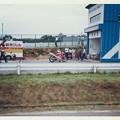 写真: 1987 HONDA NSR500 木下恵二